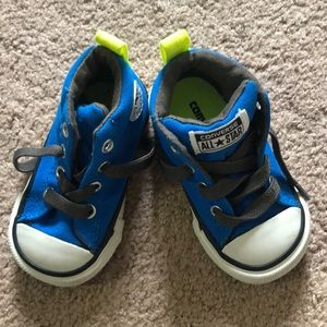 Baby Converse Shoes - worn once